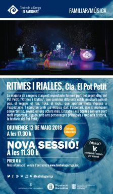 Ritmes i Rialles