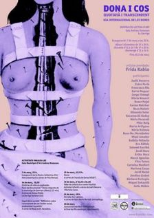 Cartell mostra col·lectiva d'Art