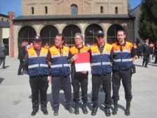 Dia voluntariat proteccio civil ripoll